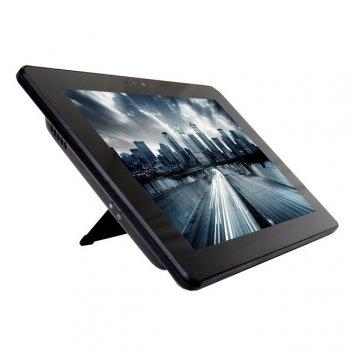 """Aopen Chromebase Mini 25,6 cm (10.1"""") WXGA Pantalla táctil Pantalla plana para señalización digital Negro"""