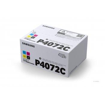 HP CLT-P4072C Original Negro, Cian, Magenta, Amarillo 4 pieza(s)