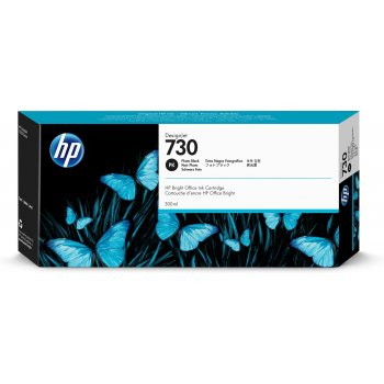 HP 730 Original Foto negro