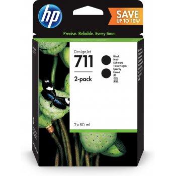 HP P2V31A cartucho de tinta Original Negro Multipack