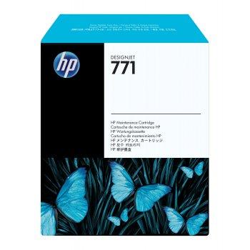 HP Cartucho de mantenimiento DesignJet 771