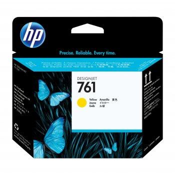 HP Cabezal de impresión DesignJet 761 amarillo