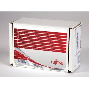 Fujitsu CON-CLE-W24 kit de limpieza para computadora Paños húmedos para limpieza de equipos Escáneres