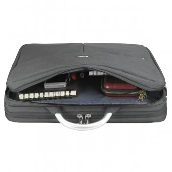 "e-Vitta Business Plus maletines para portátil 40,6 cm (16"") Maletín Gris"