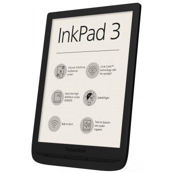 Pocketbook InkPad 3 lectore de e-book Pantalla táctil 8 GB Wifi Negro