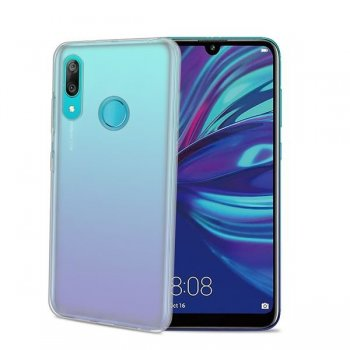 COVER HUAWEI Y7 2019 TRANSPARENTE
