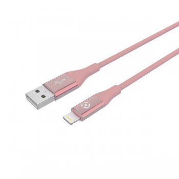 CABLE USB LIGHTING COLOR PK
