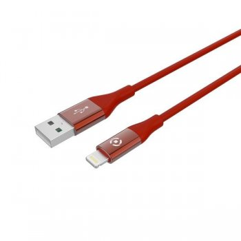 CABLE USB LIGHTING COLOR RD