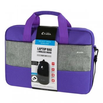BAG SELECT PACK 16 WIRELESS PURPLE