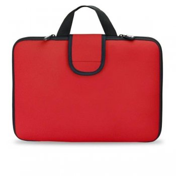 LAPTOP SLEEVE ELEMENTS 15 6 RED