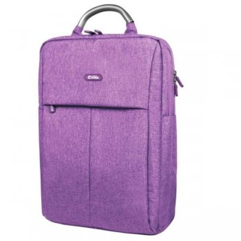 BUSINESS BACKPACK 16 PURPLE