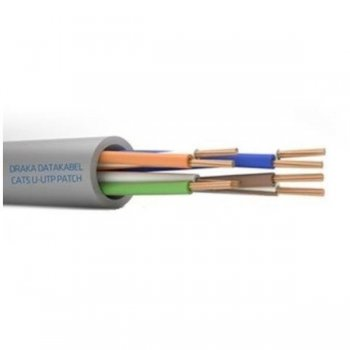 U UTP CABLE CAT.5 DCA GREY 305M