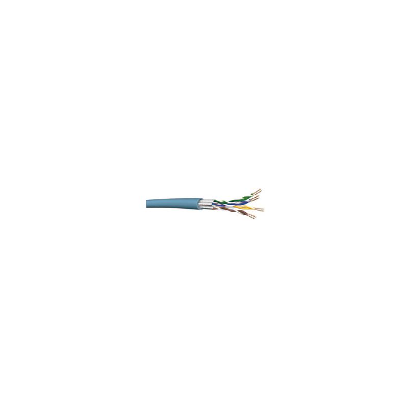 U FTP CABLE CAT.6A DCA BLUE 500M