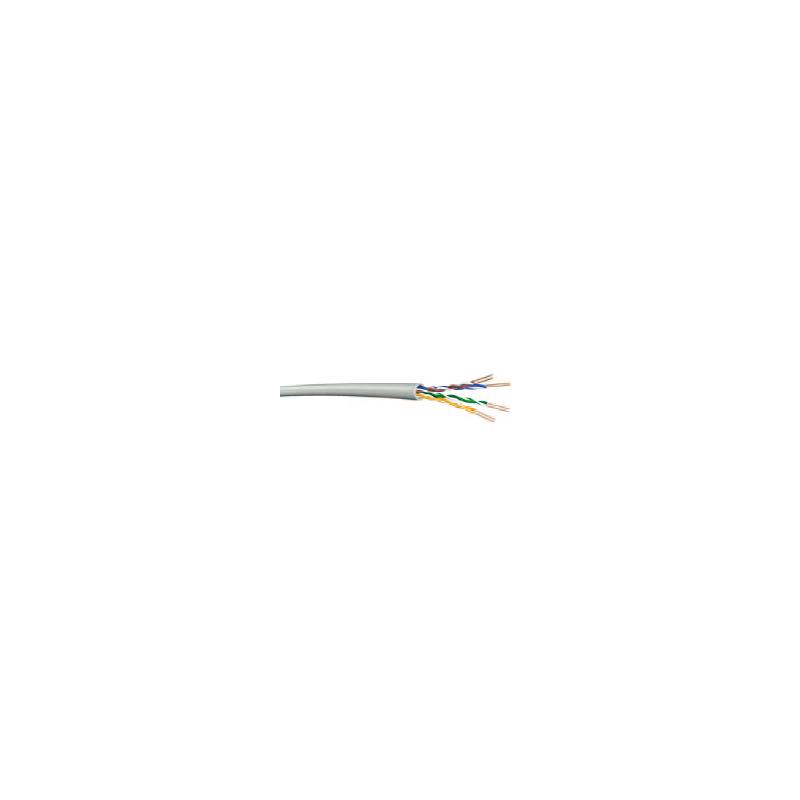 U UTP CABLE CAT.5E ECA GREY 305M