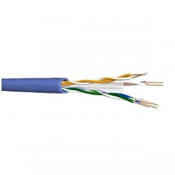 U UTP CABLE CAT.6 DCA BLUE 305M