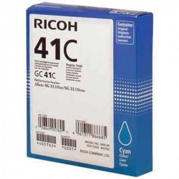 Ricoh 405762 cartucho de tinta Original Cian 1 pieza(s)