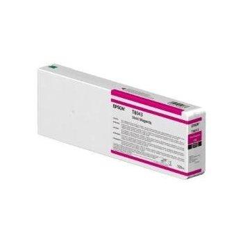 Epson Singlepack Vivid Magenta T804300 UltraChrome HDX HD 700ml