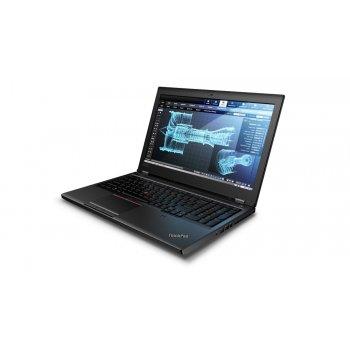 """Lenovo ThinkPad P52 Negro Estación de trabajo móvil 39,6 cm (15.6"""") 1920 x 1080 Pixeles 8ª generación de procesadores Intel®"""