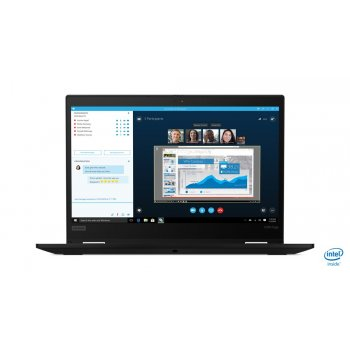 "Lenovo ThinkPad X390 Yoga Negro Híbrido (2-en-1) 33,8 cm (13.3"") 1920 x 1080 Pixeles Pantalla táctil 8ª generación de"