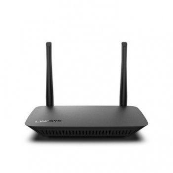 Linksys E5400 router inalámbrico Doble banda (2,4 GHz   5 GHz) Gigabit Ethernet Negro