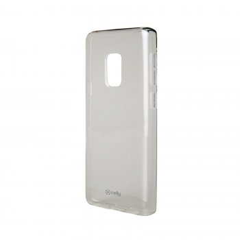"Celly Gelskin funda para teléfono móvil 15,8 cm (6.2"") Transparente"
