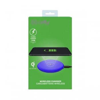 Celly WLFASTFEELBL cargador de dispositivo móvil Interior Azul