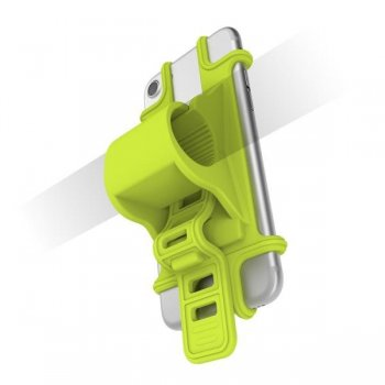 Celly Easy Bike Teléfono móvil smartphone Verde Soporte pasivo