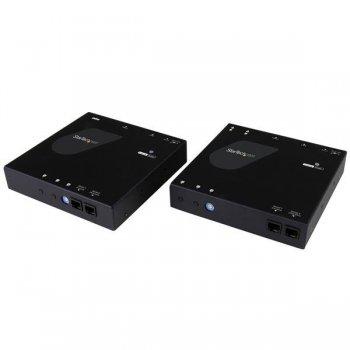StarTech.com Kit de Distribución de HDMI y USB por IP -1080p