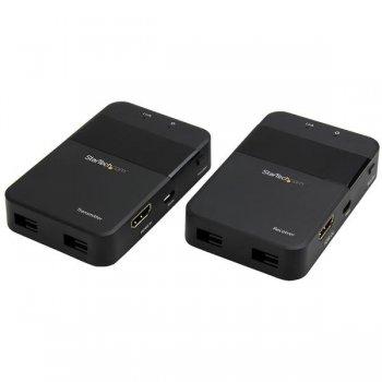 StarTech.com Extensor Alargador HDMI Inalámbrico - 20m - 1080p