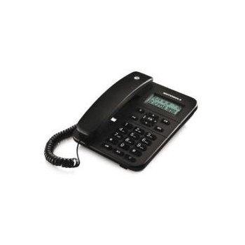 TELEFONO FIJO CT202 BLACK