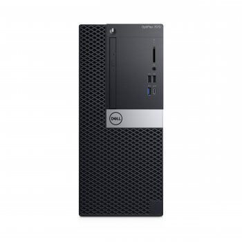 DELL OptiPlex 7070 9th gen Intel® Core™ i5 i5-9500 8 GB DDR4-SDRAM 256 GB SSD Negro Mini Tower PC