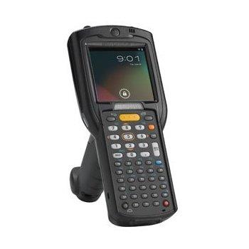 """Zebra MC3200 ordenador móvil industrial 7,62 cm (3"""") 320 x 320 Pixeles Pantalla táctil 509 g Negro"""