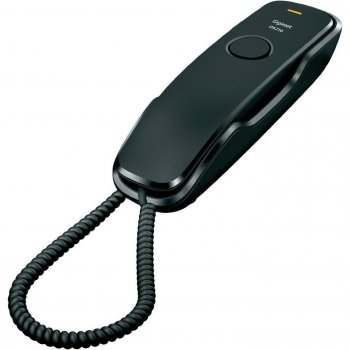 Gigaset DA210 Teléfono analógico Negro