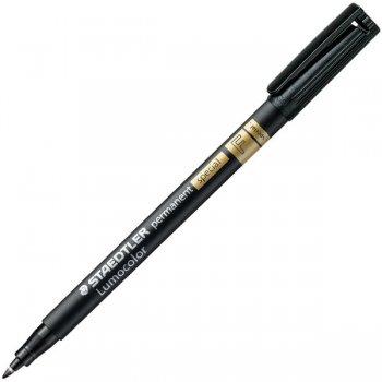 Staedtler Lumocolor special 319 marcador permanente Negro Punta fina 1 pieza(s)