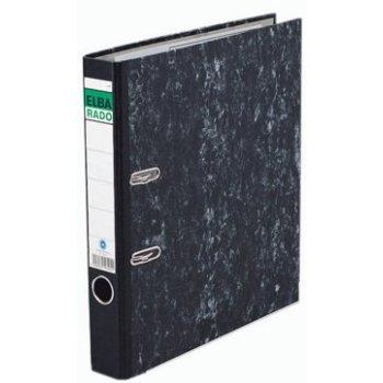 Elba Rado A4 Caja de cartón Negro