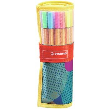 STABILO 8825-07 rotulador Medio Multicolor 25 pieza(s)
