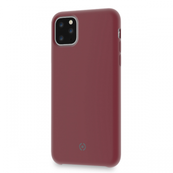 COVER LEAF IPHONE XI MAX ROJO