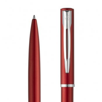 Waterman 2068193 bolígrafo de punta redonda Bolígrafo retráctil con clip Azul 1 pieza(s)