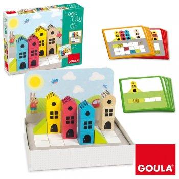 laFeltrinelli GOULA Logic City (24x19x5cm)