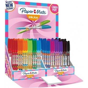 Papermate InkJoy 100 ST Candy Pop Multicolor Bolígrafo Medio 150 pieza(s)