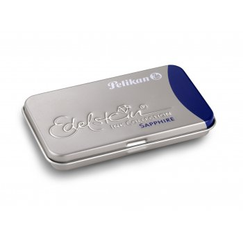 Pelikan 339630 Recambio de bolígrafo Azul 6 pieza(s)
