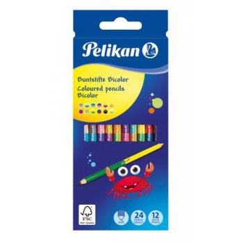 Pelikan 700146 laápiz de color 12 pieza(s)