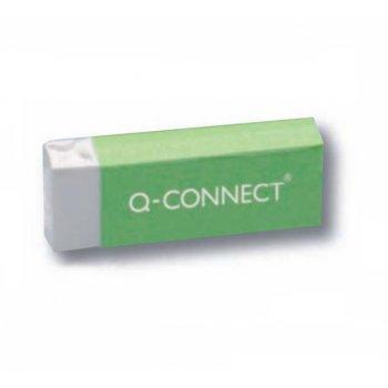 Q-CONNECT KF00236 goma De plástico, Caucho Blanco 20 pieza(s)
