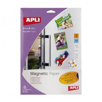 APLI 10245 papel para impresora de inyección de tinta A4 (210x297 mm)