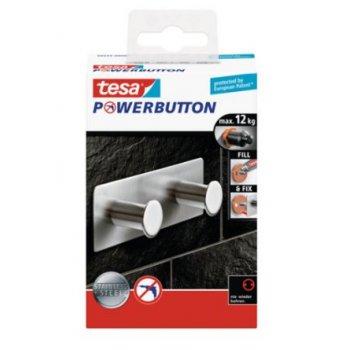 TESA 59333-00000-00 gancho para almacenamiento Acero inoxidable