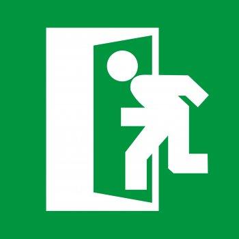 APLI 10432 señal de seguridad 1 pieza(s) Placa de señal de seguridad