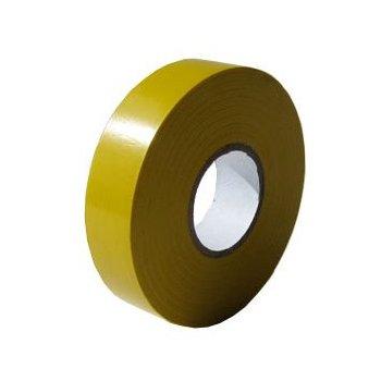 APLI 12274 cinta adhesiva 33 m Amarillo
