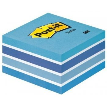 Post-It 7000033875 nota autoadhesiva Plaza Azul 450 hojas