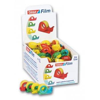TESA 57383 cinta adhesiva 10 m Multicolor 100 pieza(s)