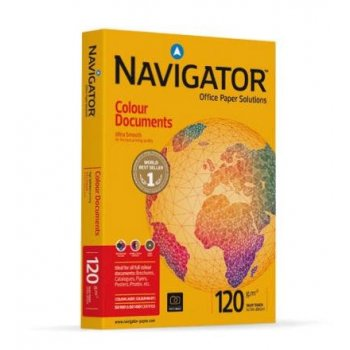 Navigator Brand Datasheet papel para impresora de inyección de tinta A4 (210x297 mm) Blanco